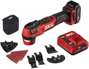 Oscillating multi-tools allow the user to cut, grind, sand and polishing different materials.