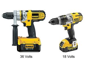 Choosing the right power tool battery for your needs.
