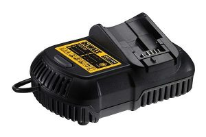 DeWalt battery charger used to make sure you charge the power tool battery.