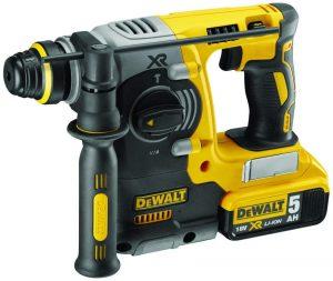 DeWalt Brushless Rotary Hammer Drill.