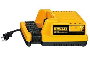 DeWalt fast charger pack can be used to give your power tool a quick boost if needed.