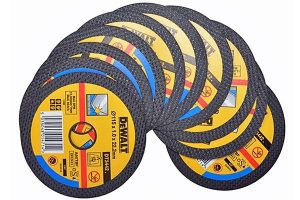 Disc sets come in a range of grades.