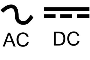 AC and DC duel current capacity.