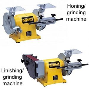 Examples of the different types of DeWalt Bench Grinder available.