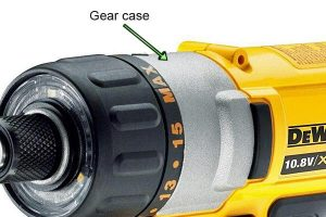 Dewalt impact drivers are built to a high standard.