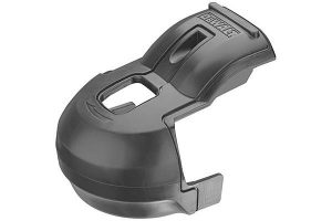 Rubber covering prevents the power tool scratching or causing damage when in use.