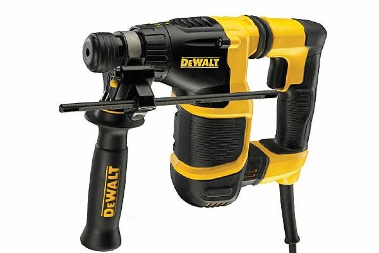 SDS-max drill is the big brother of SDS-plus drill.