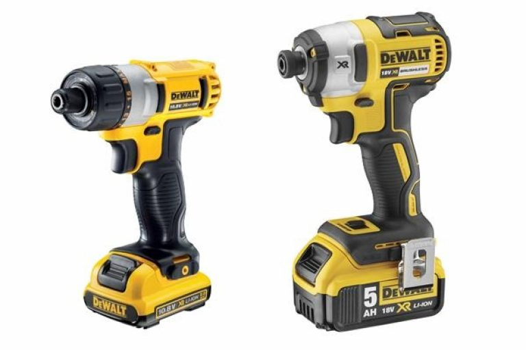 Dewalt impact drivers are compact yet powerful.