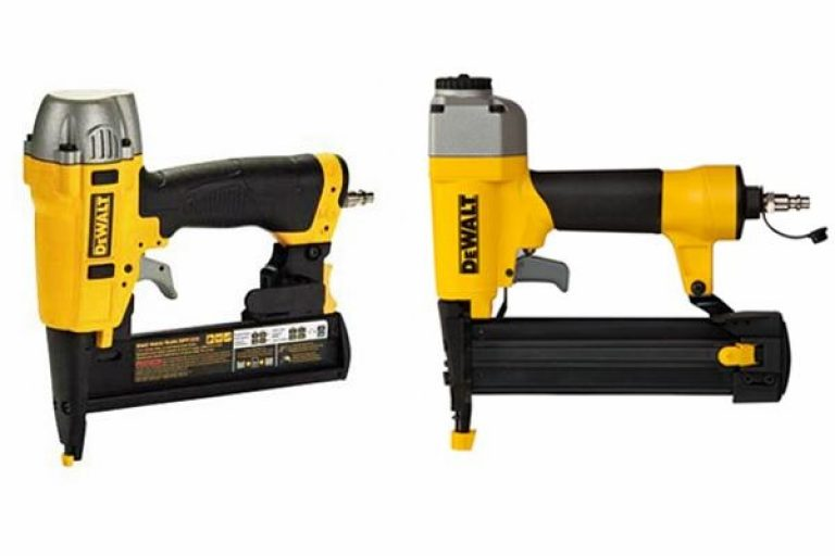 A pneumatic stapler is ideal for heavy-duty professional use.
