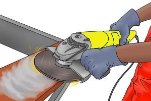 Wattage should be considered as that is the amount of power needed to work the angle grinder.