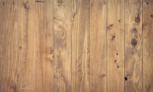 Oak flooring correctly installed.