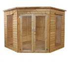Best corner summer house