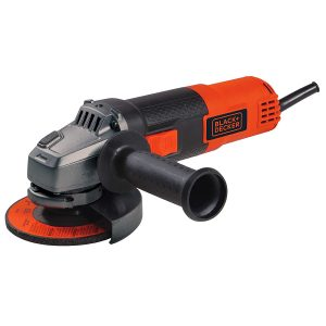 Black and Decker Angle Grinder Tool