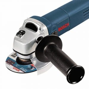 Bosch 1375A Angle Grinder close up