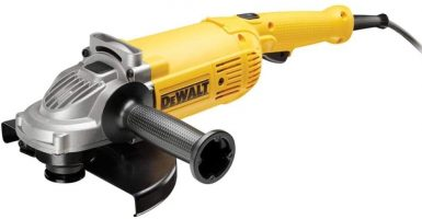 Review of DWE490 230mm Angle Grinder - one of the best 9inch angle grinders.