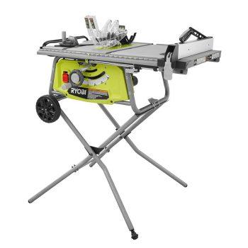 Ryobi 10 in. Portable Table Saw